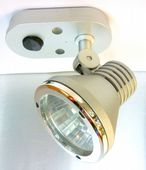 Lumo Minispot 12V Halogen Chrome.